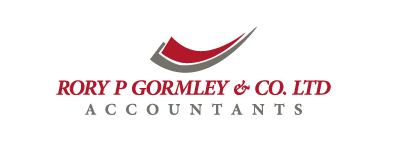 Rory P Gormley Accountants Dromore Omagh Logo